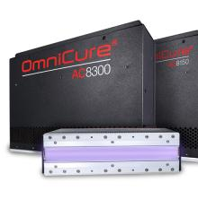 OmniCure AC Series LED Area UV Curing Systems