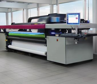 LED UV Curing for UV Print applications