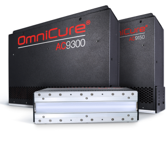 OmniCure AC9 Series LED UV curing system