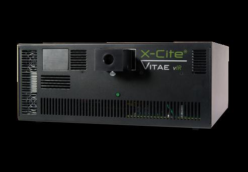 X-Cite Vitae LED medical illumination platform is custom configurable for system integration