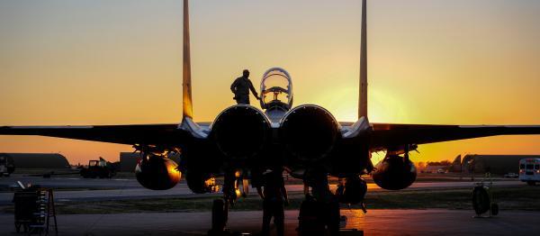 Excelitas provides power supply avionics and sensor technologies for the McDonnell Douglas F-15 Eagle