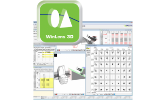 Excelitas WinLens Optical Design Software