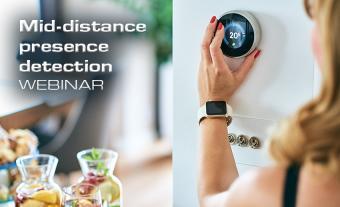 Webinar: Mid-distance presence detection