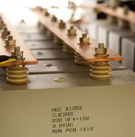 Capacitor Load Bank