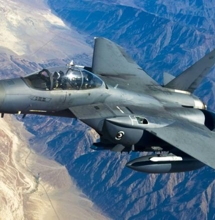 Excelitas IRST modules are deployed on the McDonnell Douglas USAF F15 Eagle Air-Superiority Fighter