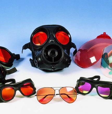 Laser Protection eyewear