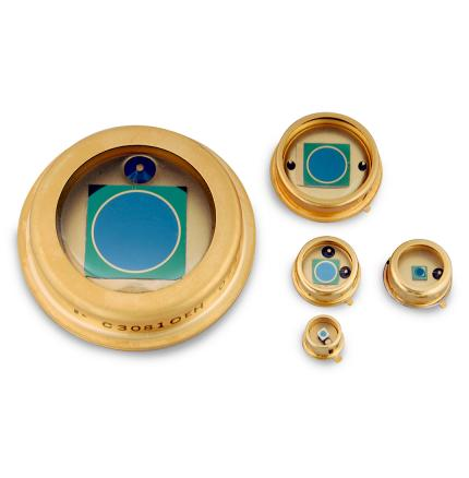 C30822EH - Si PIN Photodiode - 5mm | Excelitas