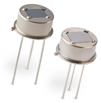 Excelitas Dual-Element DigiPyro Detector Series (PYD 1788/PYD 1798)