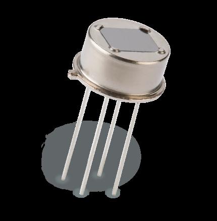 Excelitas PYQ 2498 Dual-Output Quad-Element Pyrodetector