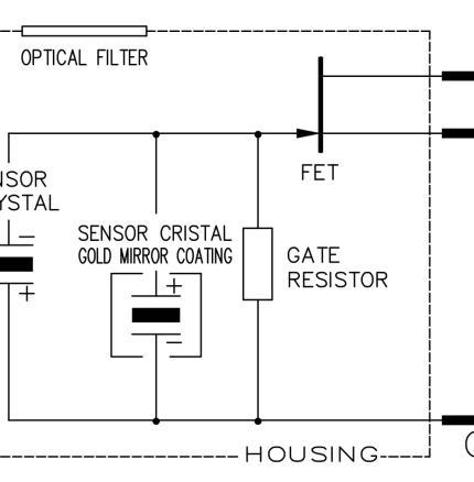 Excelitas PYS 3198 TC schematic