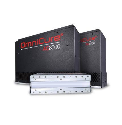 OmniCure AC8 Series LED UV Curing Systems