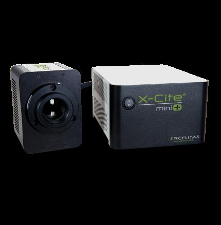 X-Cite mini plus illumination system