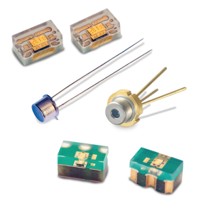 Excelitas High-Power Pulsed Laser Diodes and Arrays