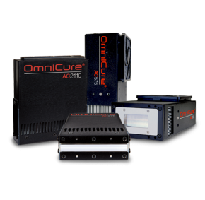 OmniCure LED Small area UV Curing systems