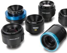 The LINOS Rodagon famliy of Scan Lenses offer camera veratility and high-value machine vision imaging performance