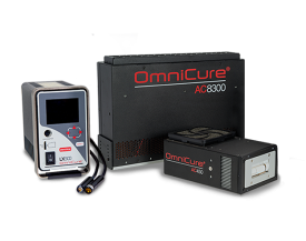 OmniCure LED and Lamp UV Curing Systems for adhesives, coatings and inks