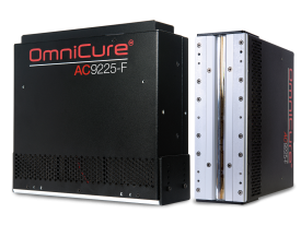 OmniCure AC8225-F+ and AC9225 LED Fiber UV Curing Systems