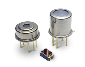 Thermopile Detectors and Sensors
