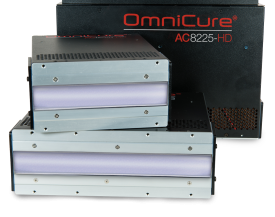 OmniCure AC8-HD Series LED High-Dose UV Curing System
