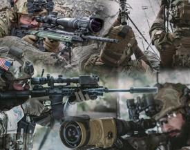Excelitas is a leading provider of  Weapon-Mounted Night Vision and Thermal Imaging sights for the dismounted solider