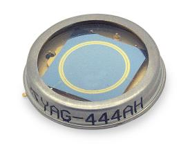Excelitas YAG photodiodes are available in variable active diameters and polarity.