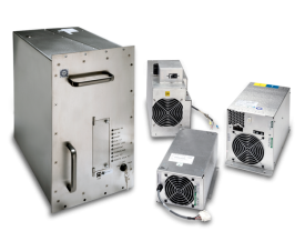 Family of Capacitor Chargers and High-Power, Water-Cooled Power Supplies