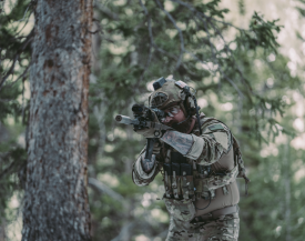 Excelitas Assault Weapon Sights for Dismounted Soldier Equipment