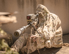 Excelitas Sniper Sights for Dismounted Soldier Equipment