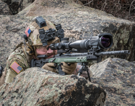 Excelitas Weapon-Mounted Equipment for Dismounted Solider